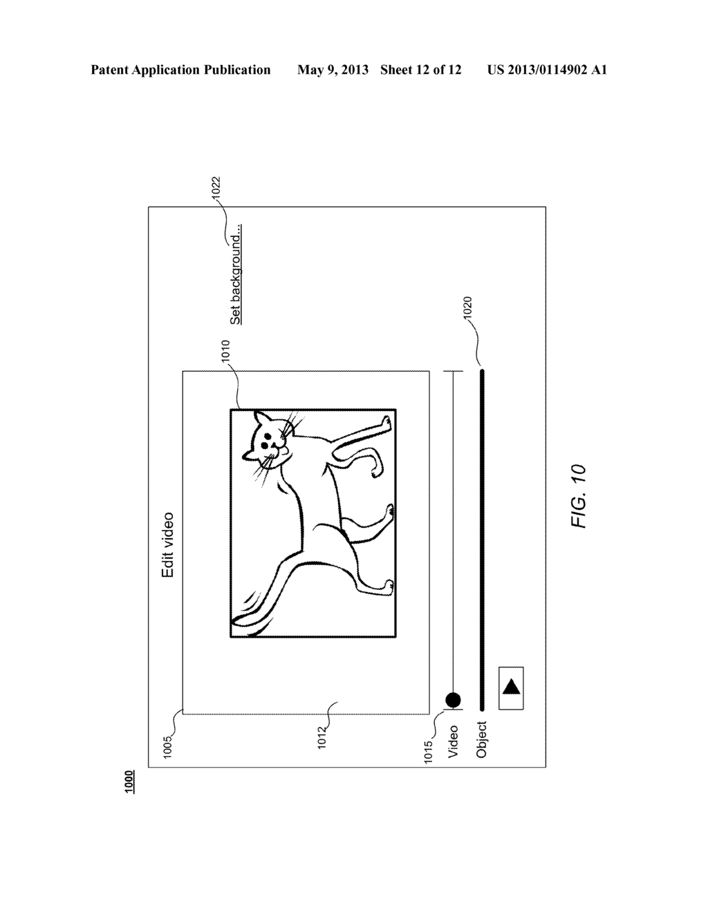 High-Confidence Labeling of Video Volumes in a Video Sharing Service - diagram, schematic, and image 13