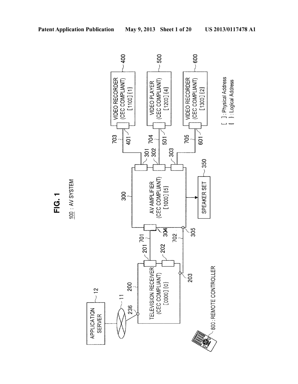 DEVICE CONTROL APPARATUS, DEVICE CONTROL METHOD AND PROGRAM FOR INITIATING     CONTROL OF AN OPERATION OF AN EXTERNAL DEVICE - diagram, schematic, and image 02