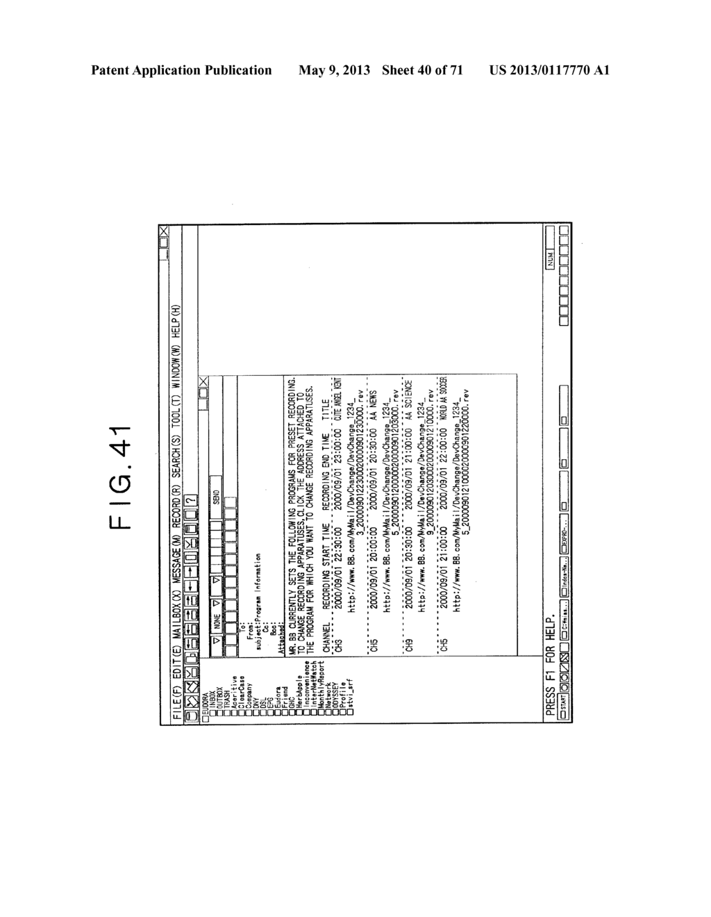 SERVER OPERATIONAL EXPENSES COLLECTING METHOD, AND APPARATUS THEREFOR - diagram, schematic, and image 41