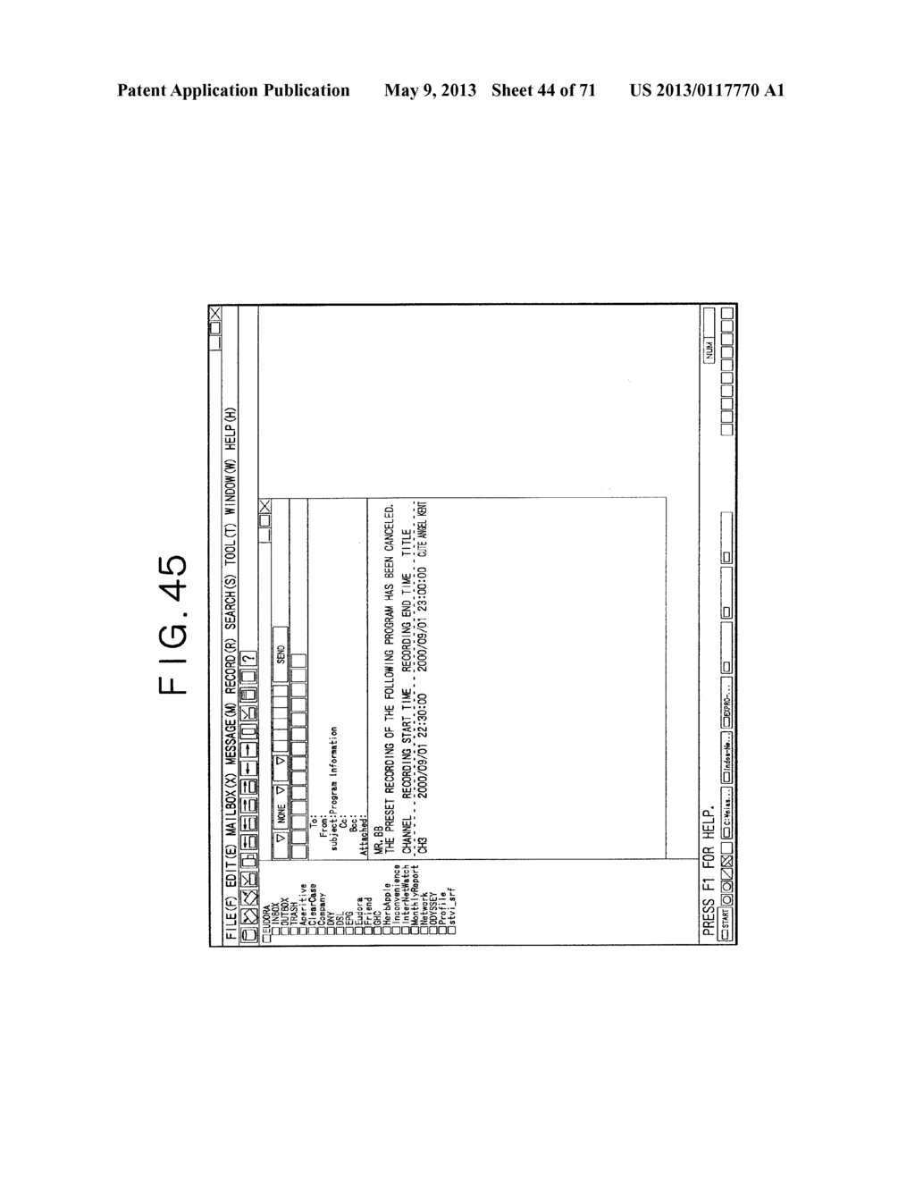 SERVER OPERATIONAL EXPENSES COLLECTING METHOD, AND APPARATUS THEREFOR - diagram, schematic, and image 45