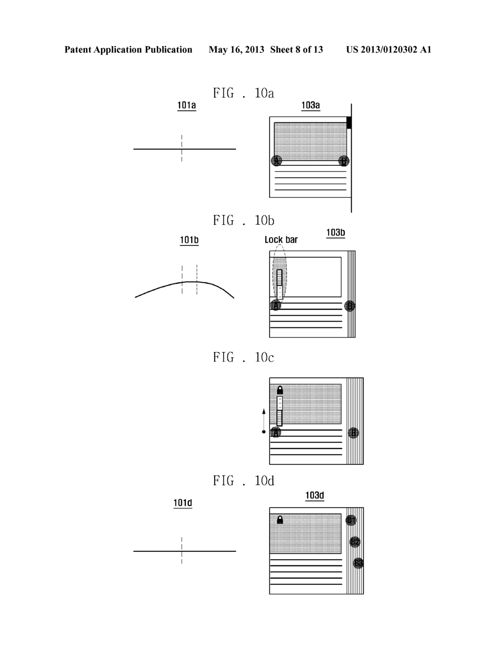 DISPLAY DEVICE AND DATA DISPLAYING METHOD THEREOF - diagram, schematic, and image 09