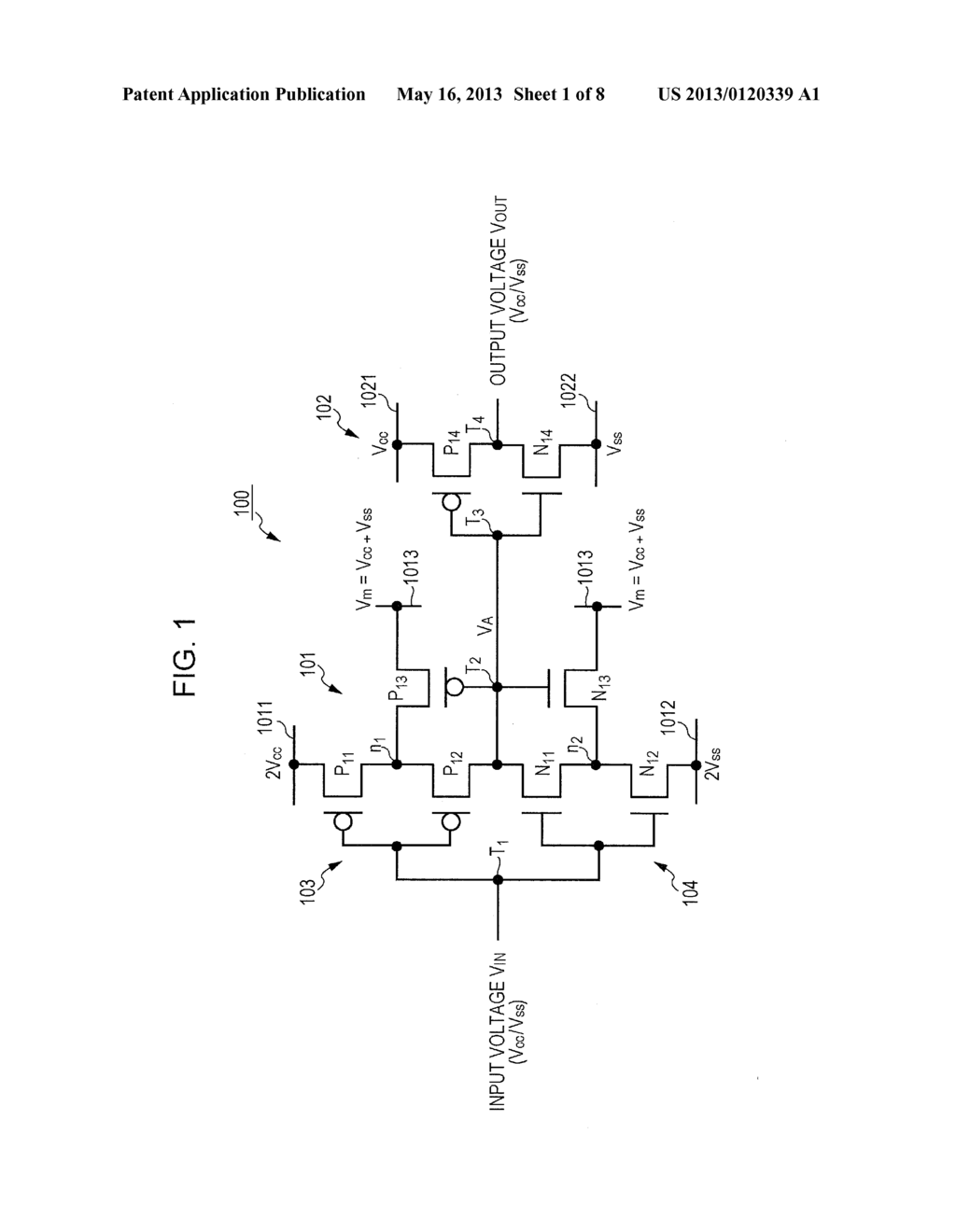 BUFFER CIRCUIT, SCANNING CIRCUIT, DISPLAY DEVICE, AND ELECTRONIC EQUIPMENT - diagram, schematic, and image 02