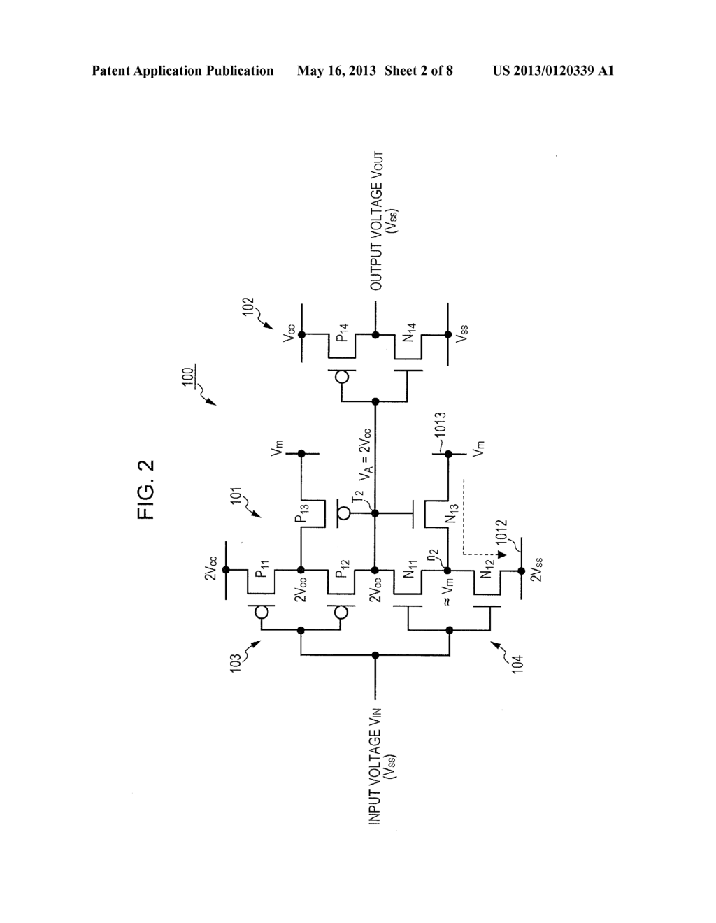 BUFFER CIRCUIT, SCANNING CIRCUIT, DISPLAY DEVICE, AND ELECTRONIC EQUIPMENT - diagram, schematic, and image 03