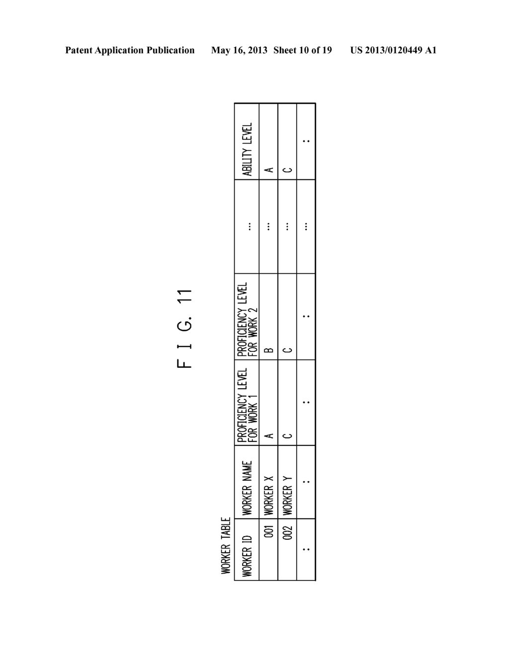 INFORMATION PROCESSING SYSTEM, INFORMATION PROCESSING METHOD AND PROGRAM - diagram, schematic, and image 11