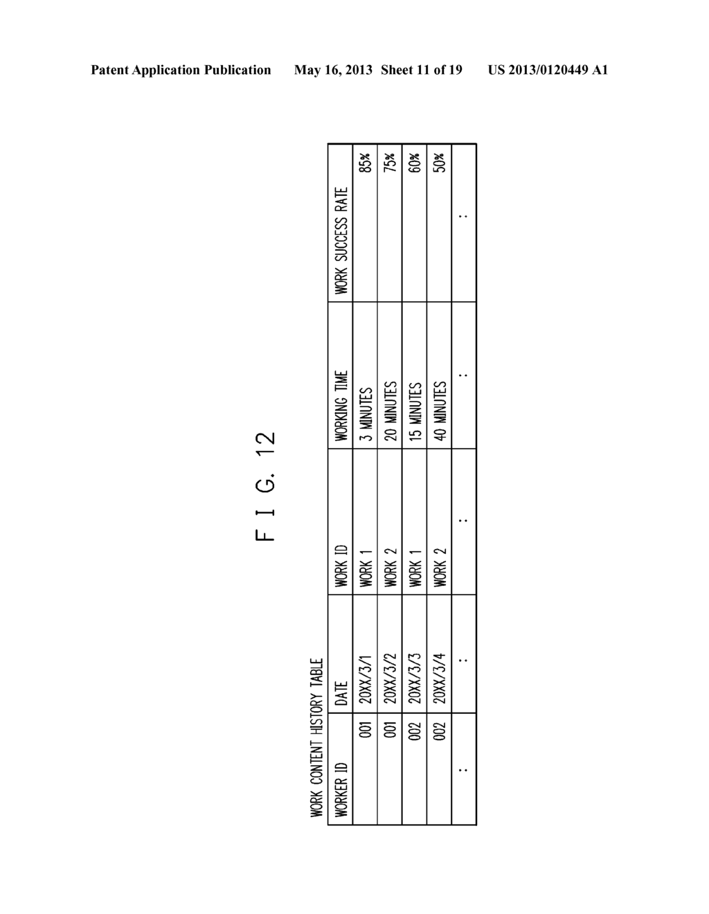 INFORMATION PROCESSING SYSTEM, INFORMATION PROCESSING METHOD AND PROGRAM - diagram, schematic, and image 12