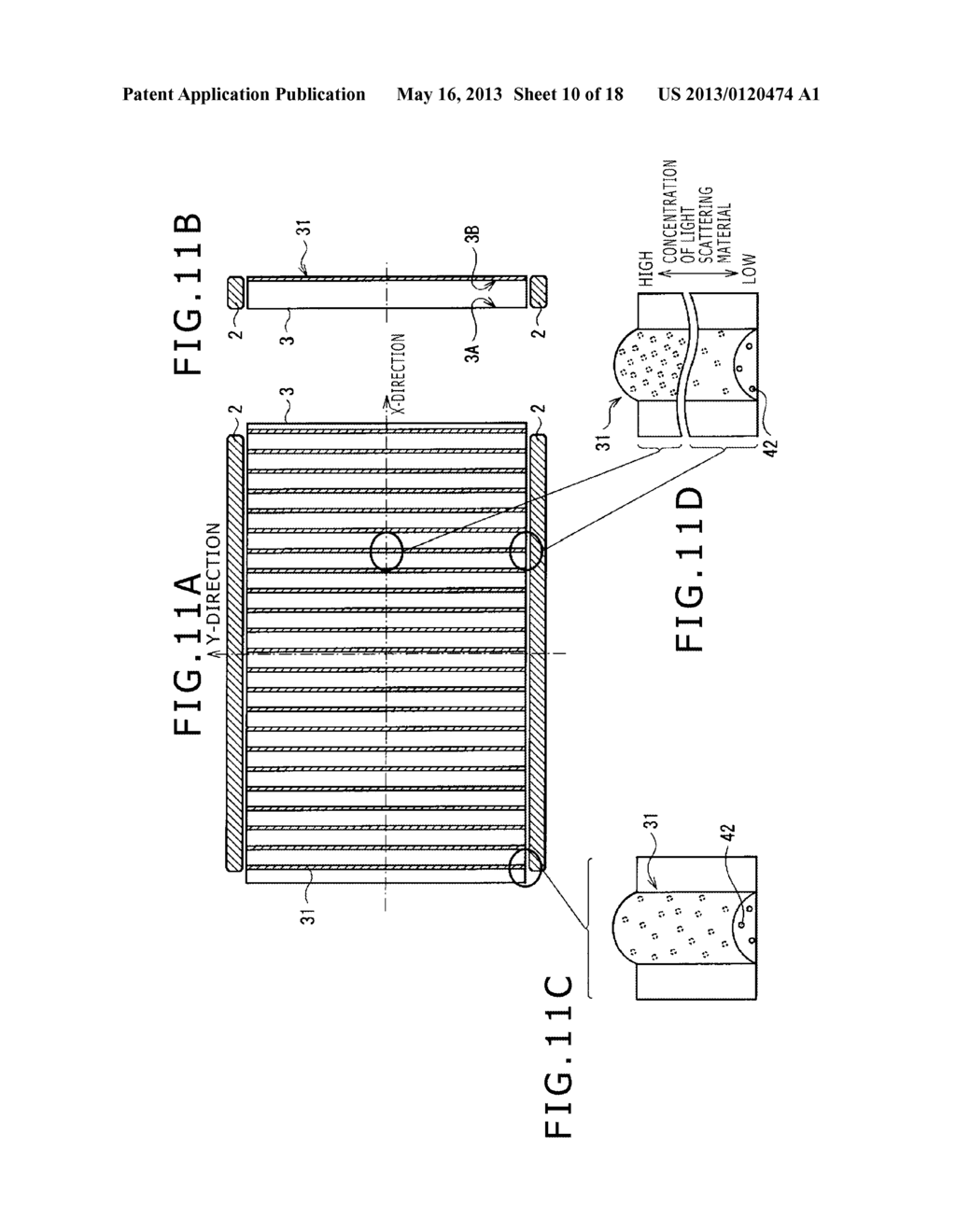 LIGHT SOURCE DEVICE, DISPLAY DEVICE, AND ELECTRONIC APPARATUS - diagram, schematic, and image 11