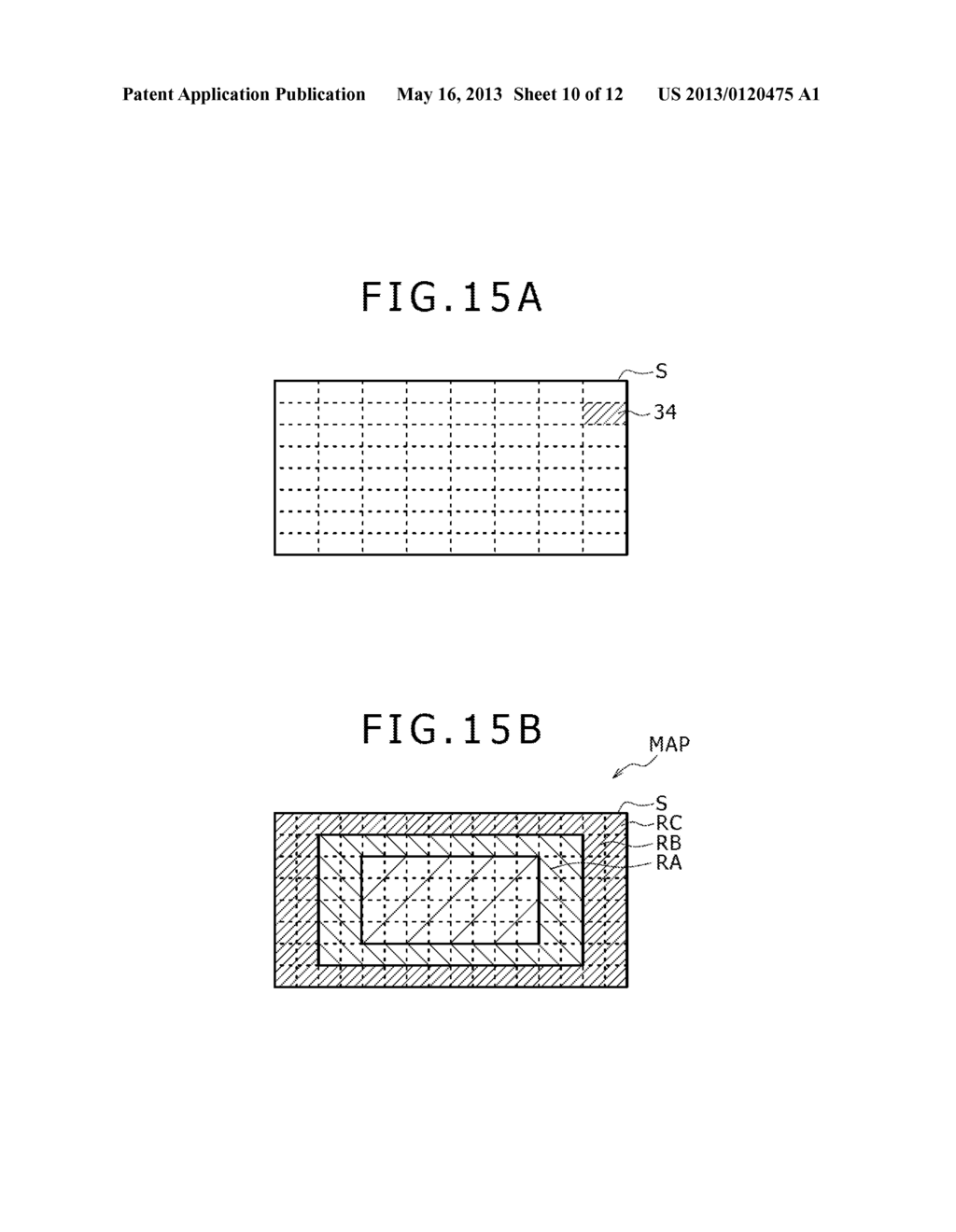 DISPLAY DEVICE AND DISPLAY METHOD - diagram, schematic, and image 11