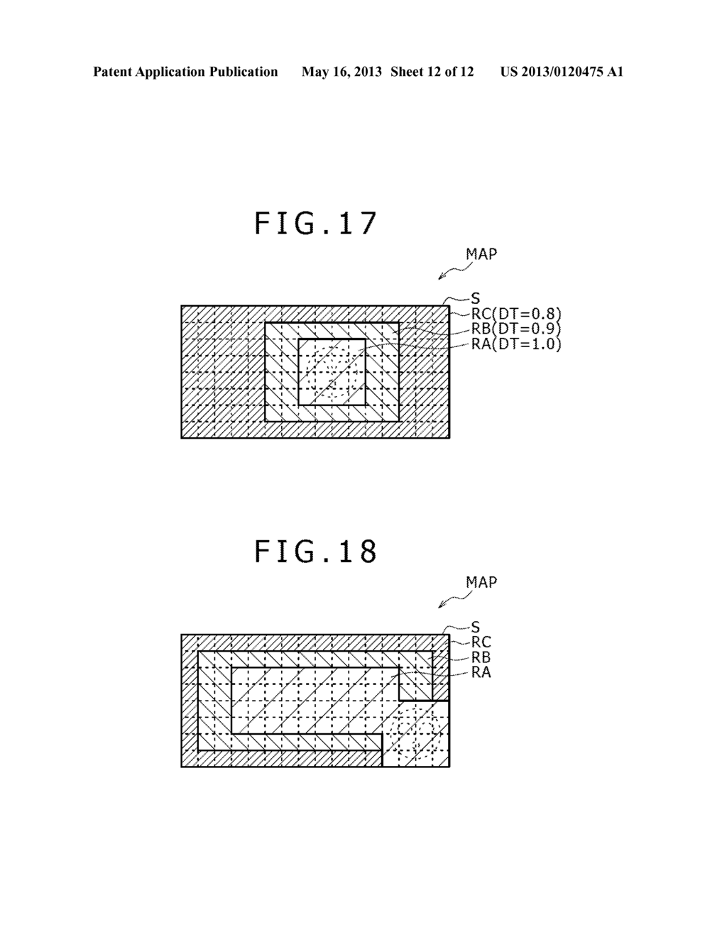 DISPLAY DEVICE AND DISPLAY METHOD - diagram, schematic, and image 13