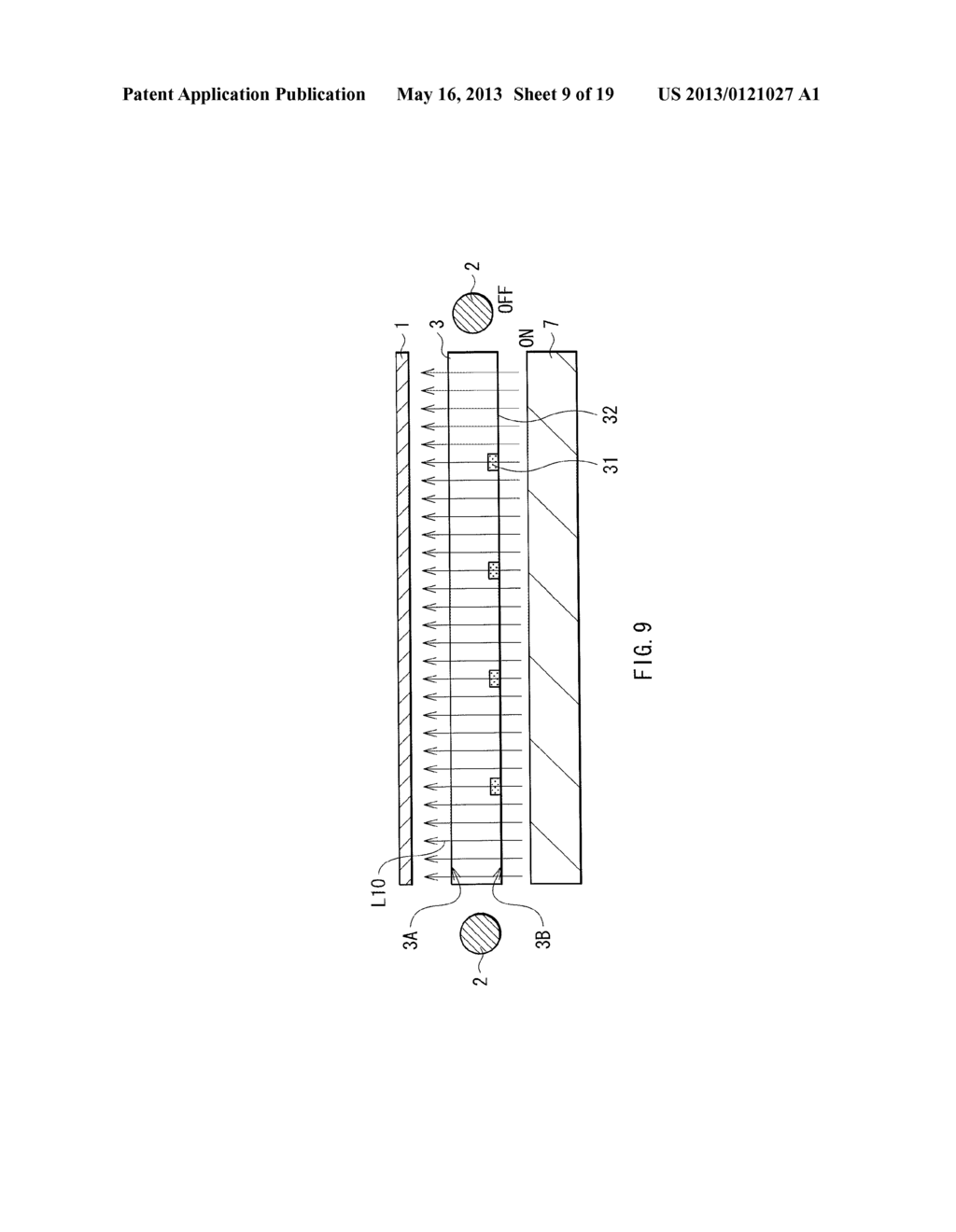 LIGHT SOURCE DEVICE, DISPLAY DEVICE, AND ELECTRONIC APPARATUS - diagram, schematic, and image 10