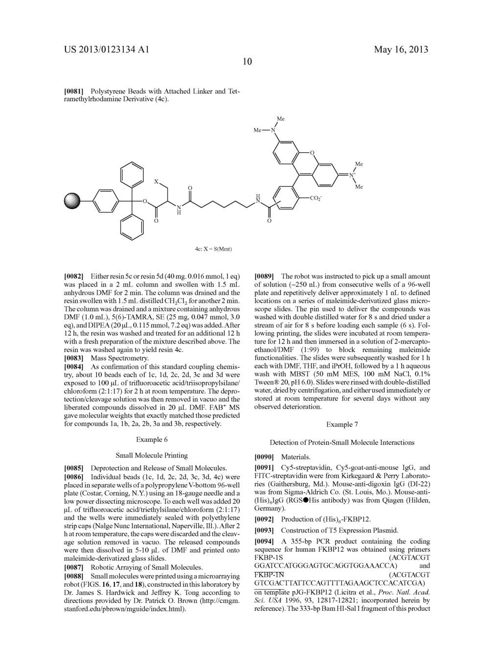 SMALL MOLECULE PRINTING - diagram, schematic, and image 26