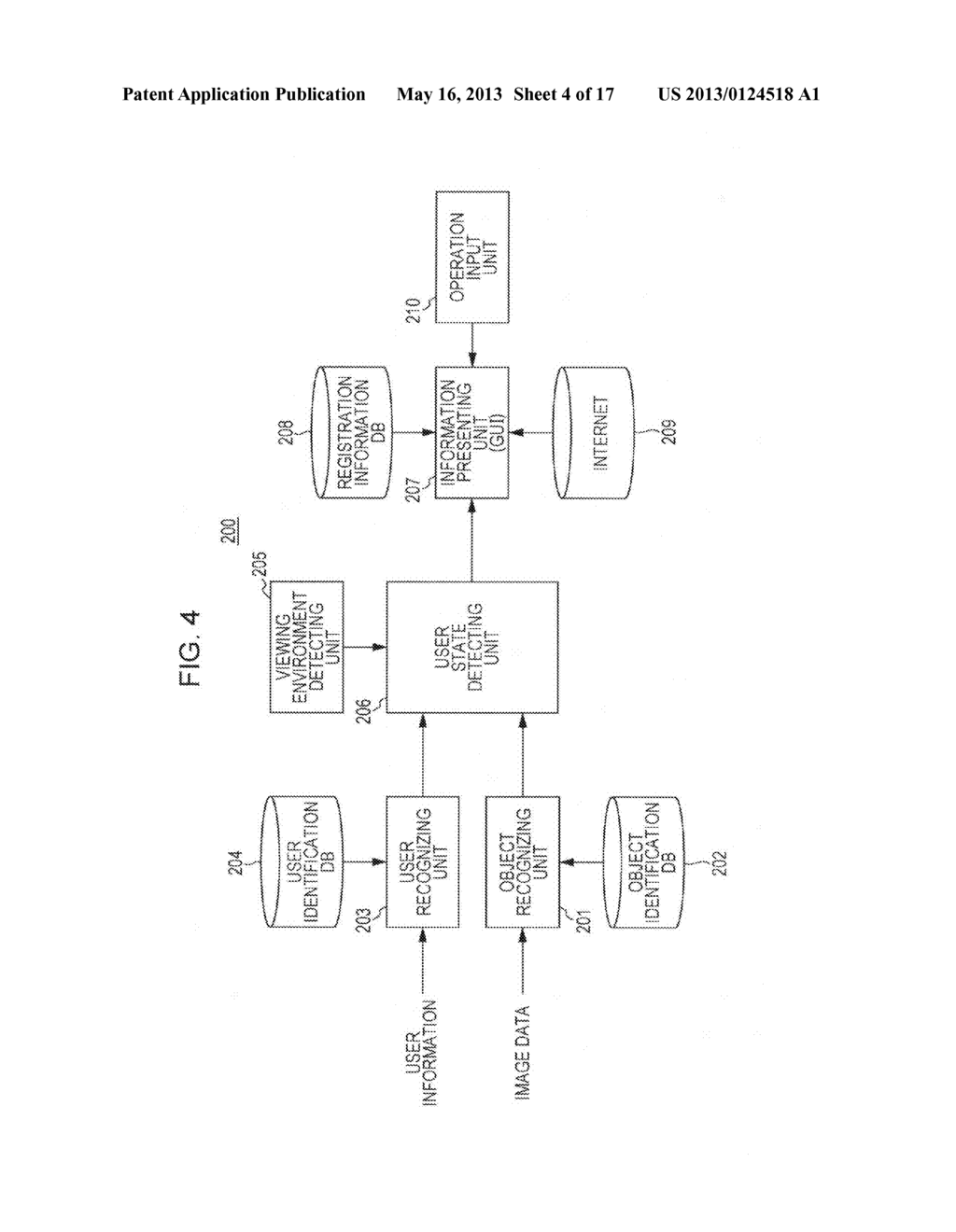 INFORMATION REGISTRATION DEVICE, INFORMATION REGISTRATION METHOD,     INFORMATION REGISTRATION SYSTEM, INFORMATION PRESENTATION DEVICE,     INFORMATON PRESENTATION METHOD, INFORMATON PRESENTATON SYSTEM, AND     PROGRAM - diagram, schematic, and image 05
