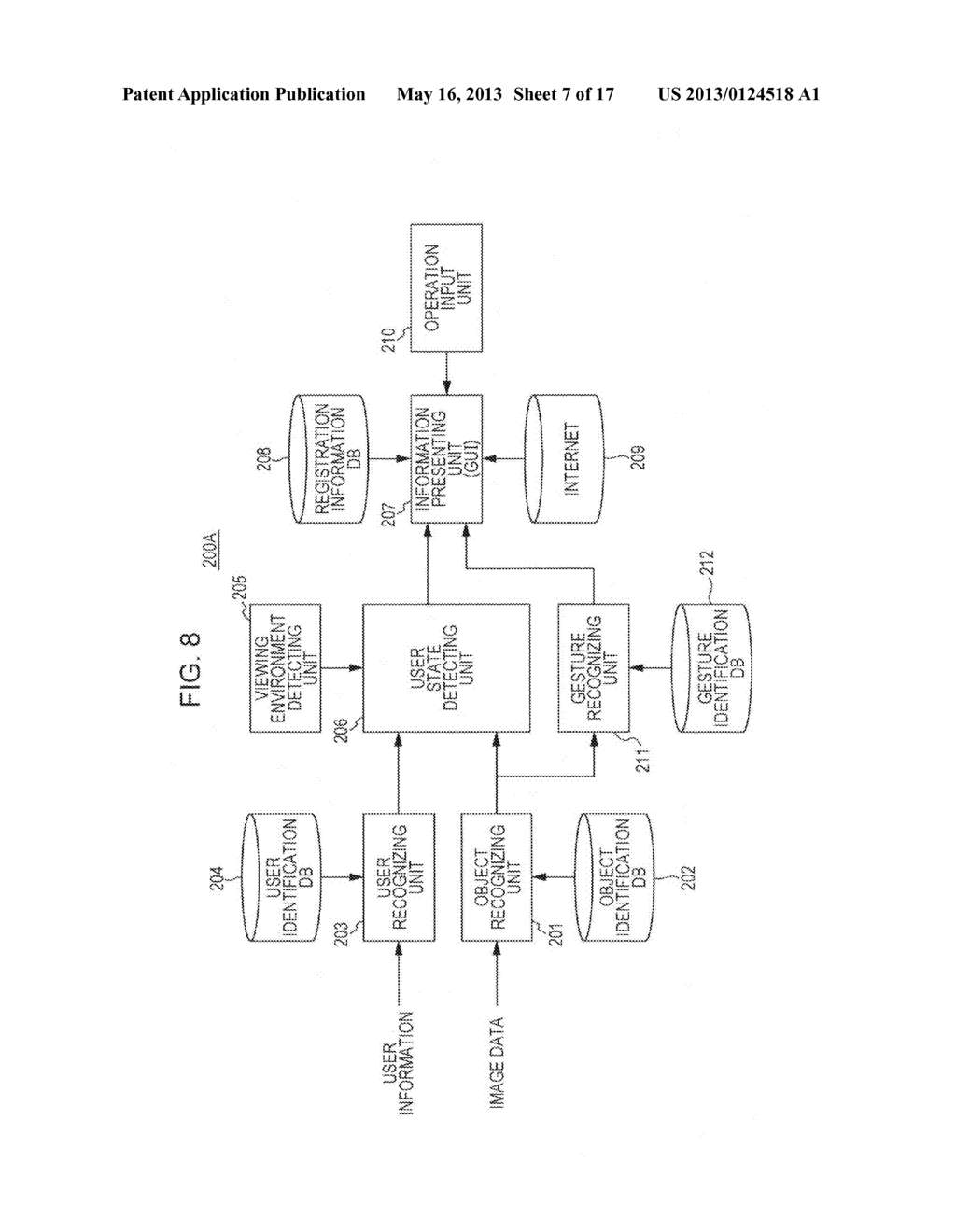 INFORMATION REGISTRATION DEVICE, INFORMATION REGISTRATION METHOD,     INFORMATION REGISTRATION SYSTEM, INFORMATION PRESENTATION DEVICE,     INFORMATON PRESENTATION METHOD, INFORMATON PRESENTATON SYSTEM, AND     PROGRAM - diagram, schematic, and image 08