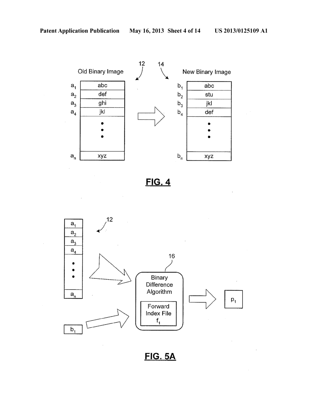 METHOD AND SYSTEM FOR GENERATING A REVERSE BINARY PATCH - diagram, schematic, and image 05