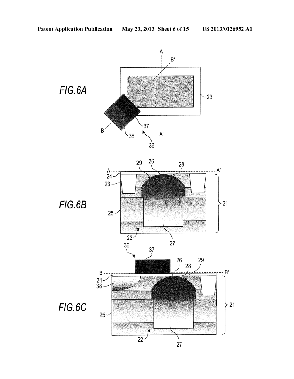 SOLID-STATE IMAGING DEVICE AND METHOD OF MANUFACTURING THE SAME, AND     IMAGING APPARATUS - diagram, schematic, and image 07