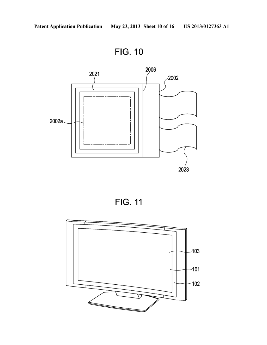 DISPLAY DEVICE AND ELECTRONIC APPARATUS - diagram, schematic, and image 11