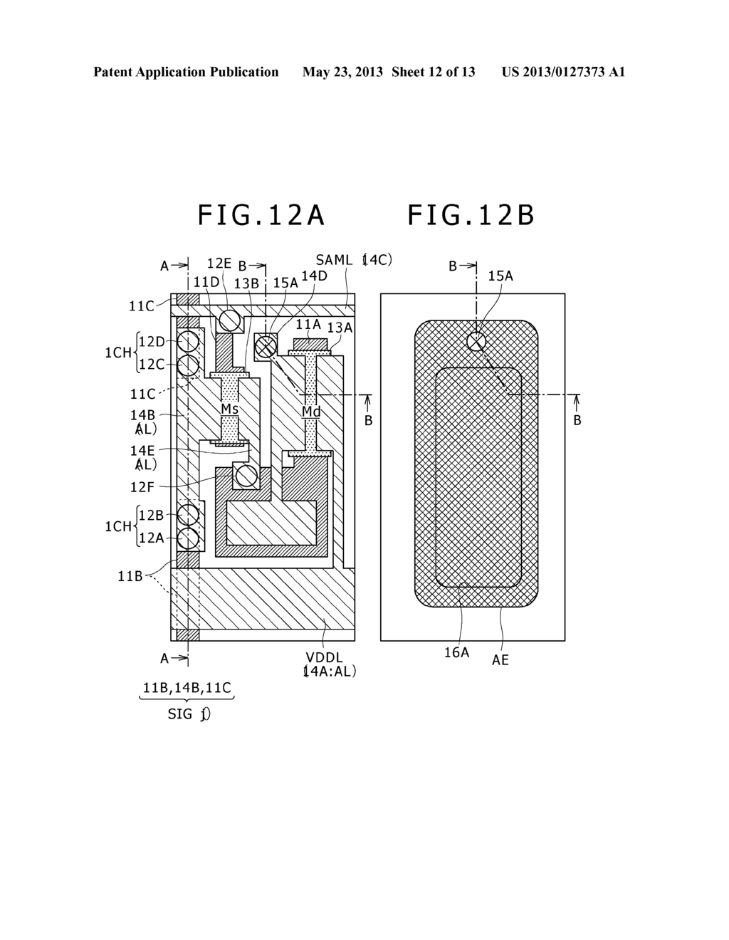 DISPLAY DEVICE - diagram, schematic, and image 13