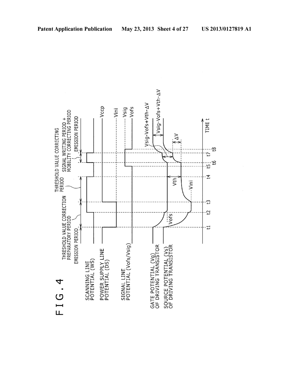 DISPLAY DEVICE, METHOD OF LAYING OUT WIRING IN DISPLAY DEVICE, AND     ELECTRONIC DEVICE - diagram, schematic, and image 05