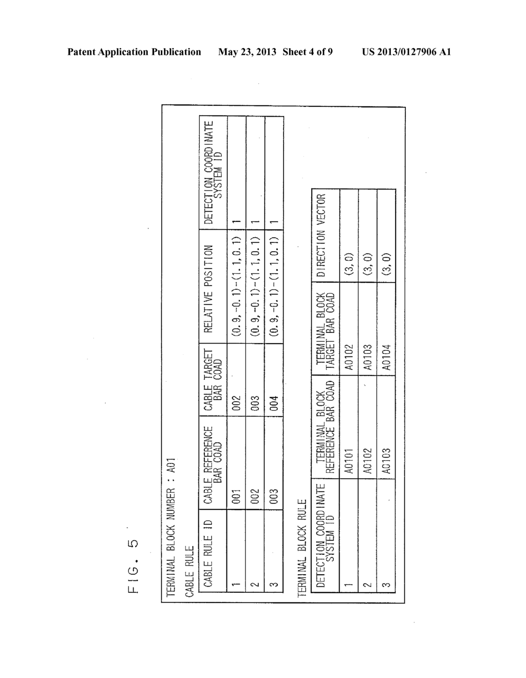 INFORMATION DISPLAY APPARATUS, METHOD THEREOF AND PROGRAM THEREOF - diagram, schematic, and image 05