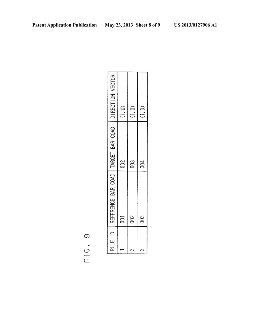INFORMATION DISPLAY APPARATUS, METHOD THEREOF AND PROGRAM THEREOF - diagram, schematic, and image 09
