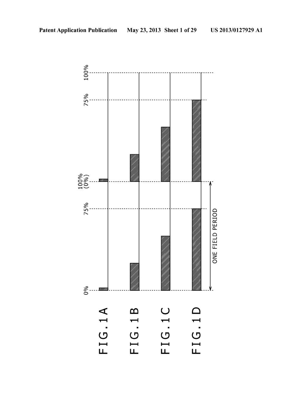 LIGHTING PERIOD SETTING METHOD, DISPLAY PANEL DRIVING METHOD, BACKLIGHT     DRIVING METHOD, LIGHTING CONDITION SETTING DEVICE, SEMICONDUCTOR DEVICE,     DISPLAY PANEL AND ELECTRONIC EQUIPMENT - diagram, schematic, and image 02