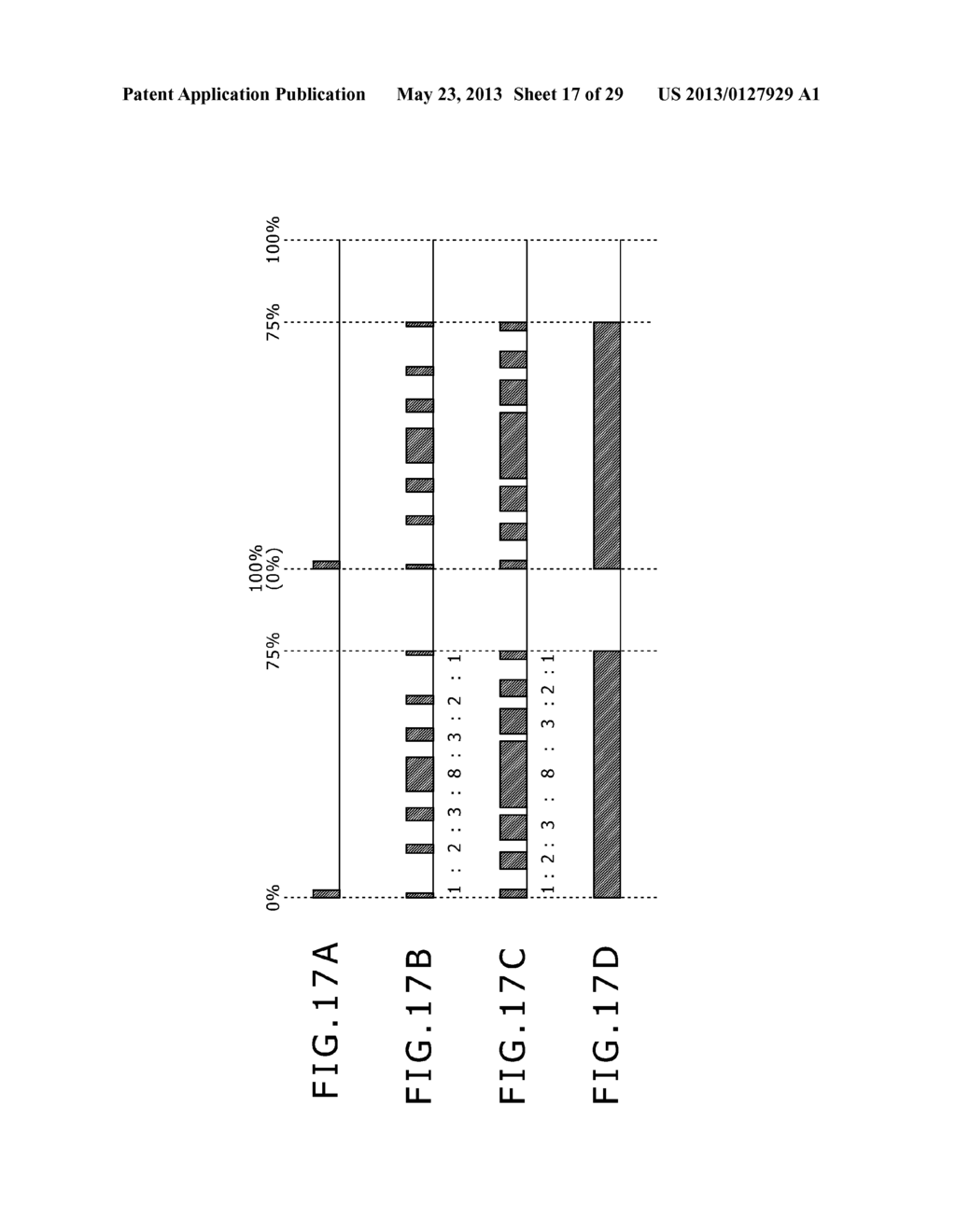 LIGHTING PERIOD SETTING METHOD, DISPLAY PANEL DRIVING METHOD, BACKLIGHT     DRIVING METHOD, LIGHTING CONDITION SETTING DEVICE, SEMICONDUCTOR DEVICE,     DISPLAY PANEL AND ELECTRONIC EQUIPMENT - diagram, schematic, and image 18