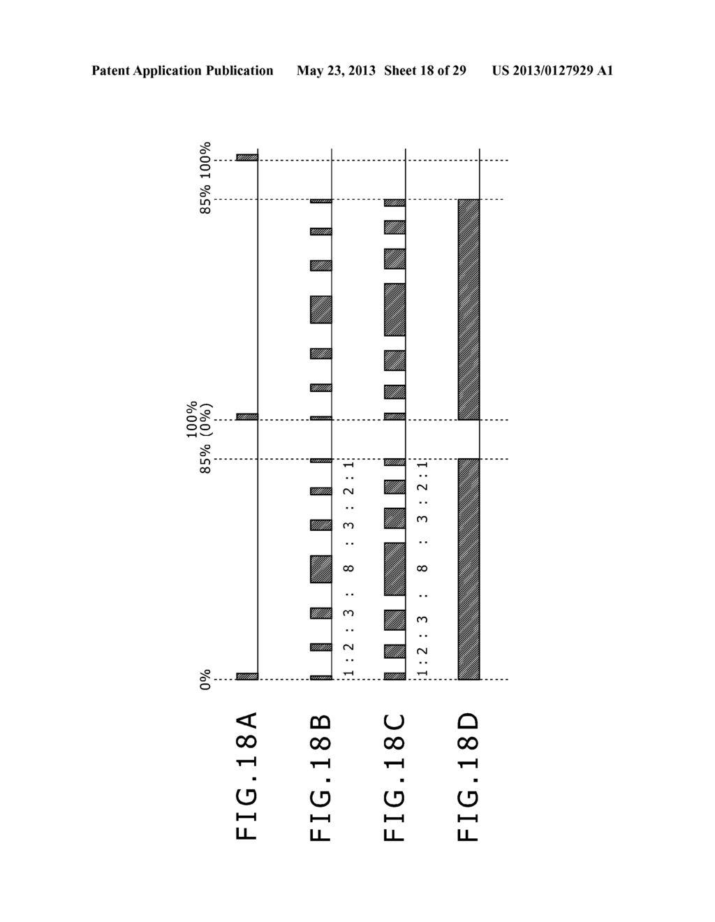 LIGHTING PERIOD SETTING METHOD, DISPLAY PANEL DRIVING METHOD, BACKLIGHT     DRIVING METHOD, LIGHTING CONDITION SETTING DEVICE, SEMICONDUCTOR DEVICE,     DISPLAY PANEL AND ELECTRONIC EQUIPMENT - diagram, schematic, and image 19