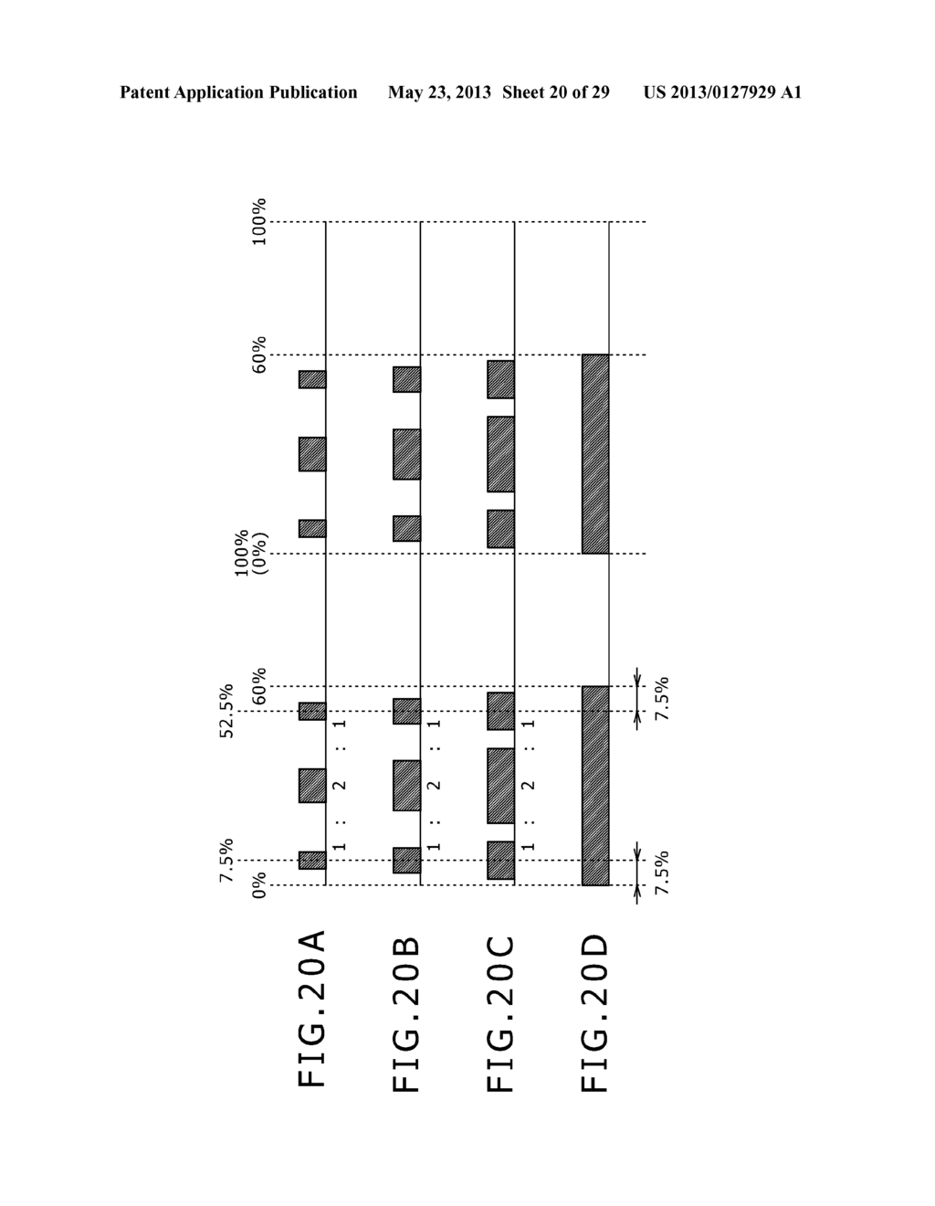 LIGHTING PERIOD SETTING METHOD, DISPLAY PANEL DRIVING METHOD, BACKLIGHT     DRIVING METHOD, LIGHTING CONDITION SETTING DEVICE, SEMICONDUCTOR DEVICE,     DISPLAY PANEL AND ELECTRONIC EQUIPMENT - diagram, schematic, and image 21