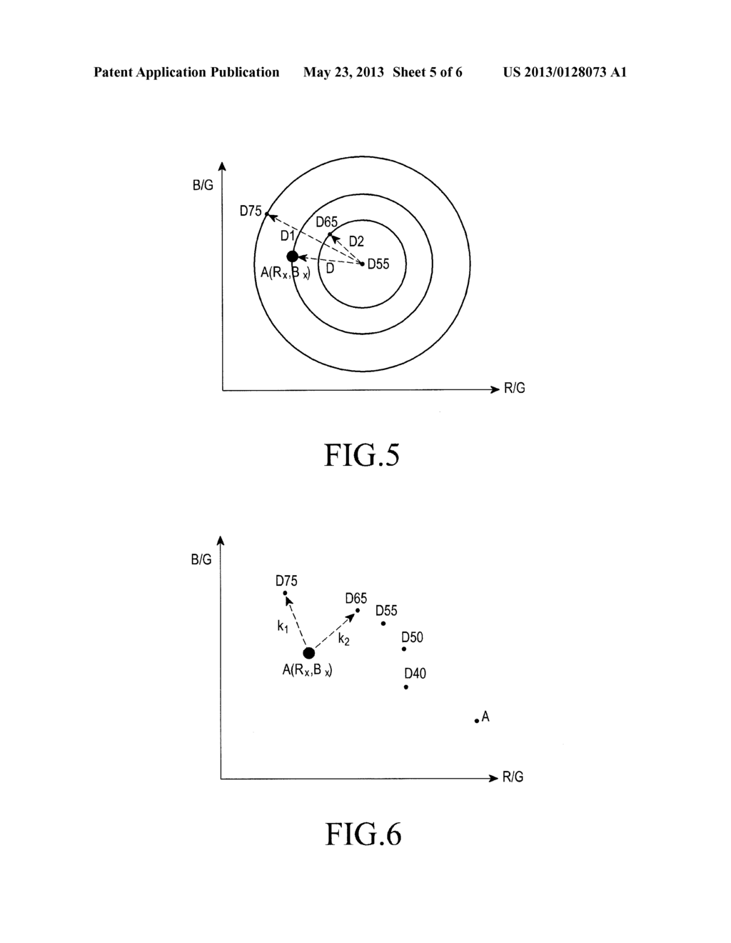 APPARATUS AND METHOD FOR ADJUSTING WHITE BALANCE - diagram, schematic, and image 06