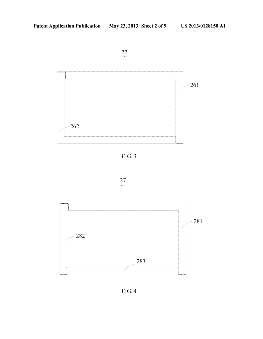 Flat Panel Display Device and Stereoscopic Display Device - diagram, schematic, and image 03