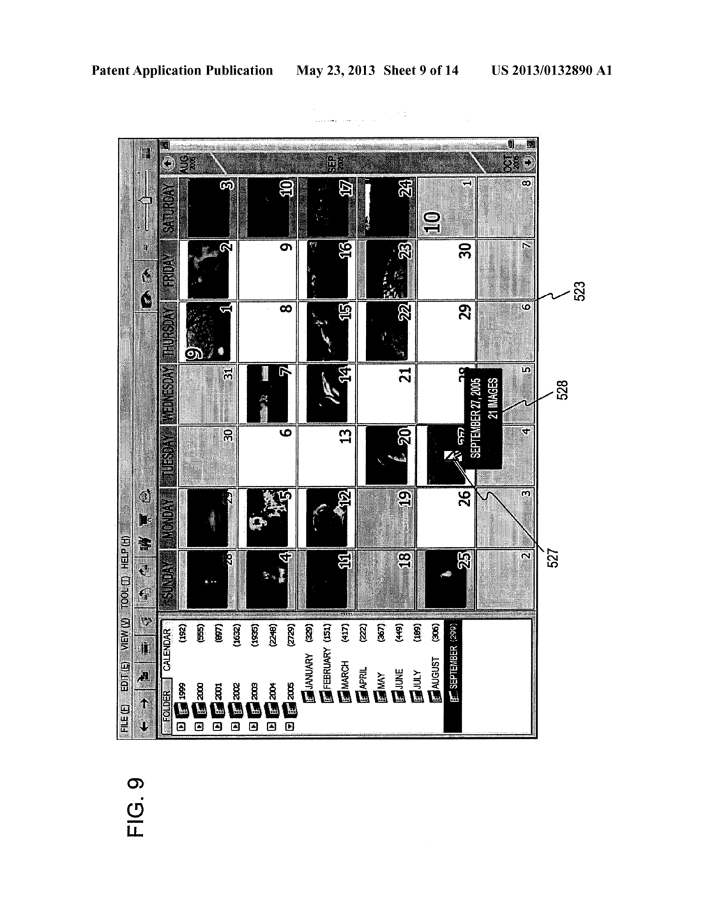 FILE MANAGEMENT APPARATUS AND IMAGE DISPLAY APPARATUS - diagram, schematic, and image 10