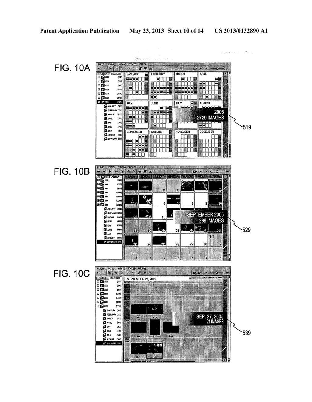 FILE MANAGEMENT APPARATUS AND IMAGE DISPLAY APPARATUS - diagram, schematic, and image 11