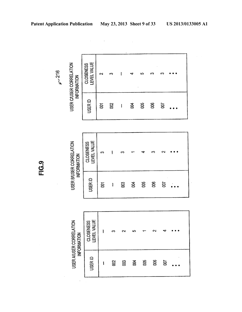 INFORMATION PROCESSING APPARATUS, INFORMATION PROCESSING METHOD, PROGRAM,     AND INFORMATION SHARING SYSTEM - diagram, schematic, and image 10