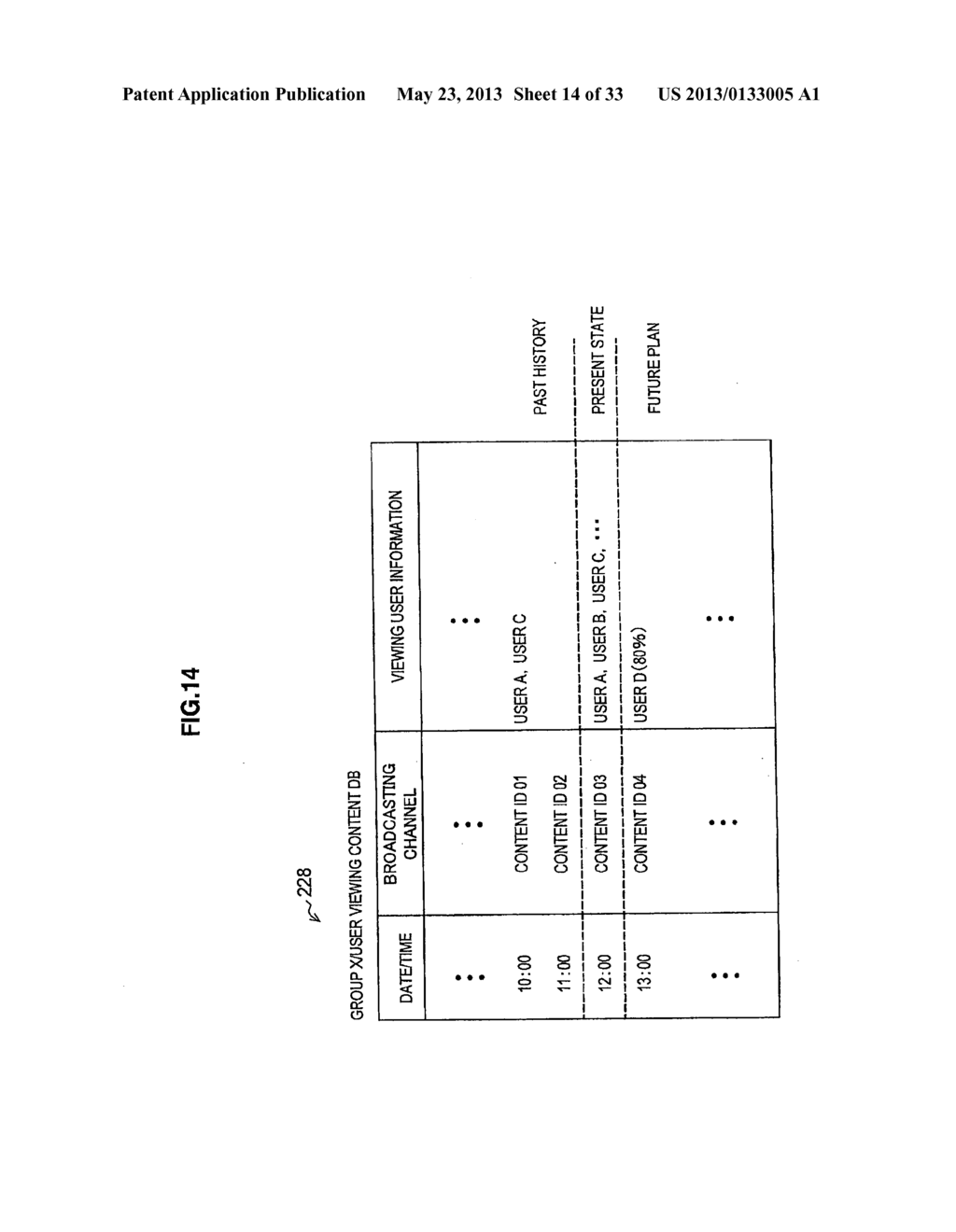INFORMATION PROCESSING APPARATUS, INFORMATION PROCESSING METHOD, PROGRAM,     AND INFORMATION SHARING SYSTEM - diagram, schematic, and image 15