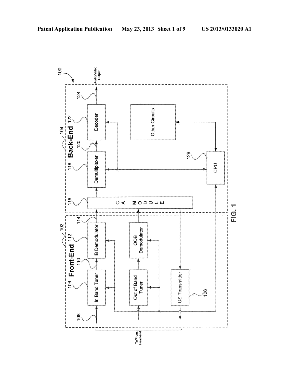 Protocol for Control of Network or Bus Attached Cable TV Set-Top Box ...