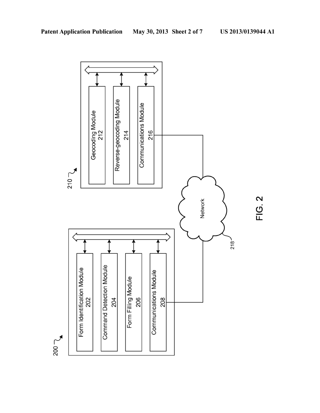 SYSTEM AND METHOD FOR OBTAINING A STRUCTURED ADDRESS BY GEOCODING     UNSTRUCTURED ADDRESS INFORMATION - diagram, schematic, and image 03