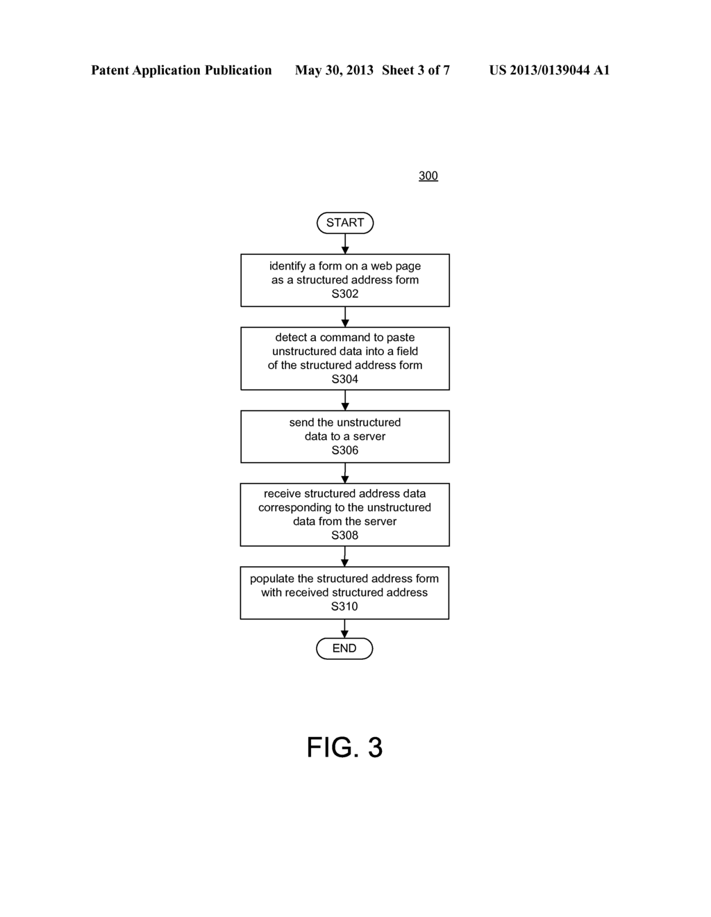 SYSTEM AND METHOD FOR OBTAINING A STRUCTURED ADDRESS BY GEOCODING     UNSTRUCTURED ADDRESS INFORMATION - diagram, schematic, and image 04
