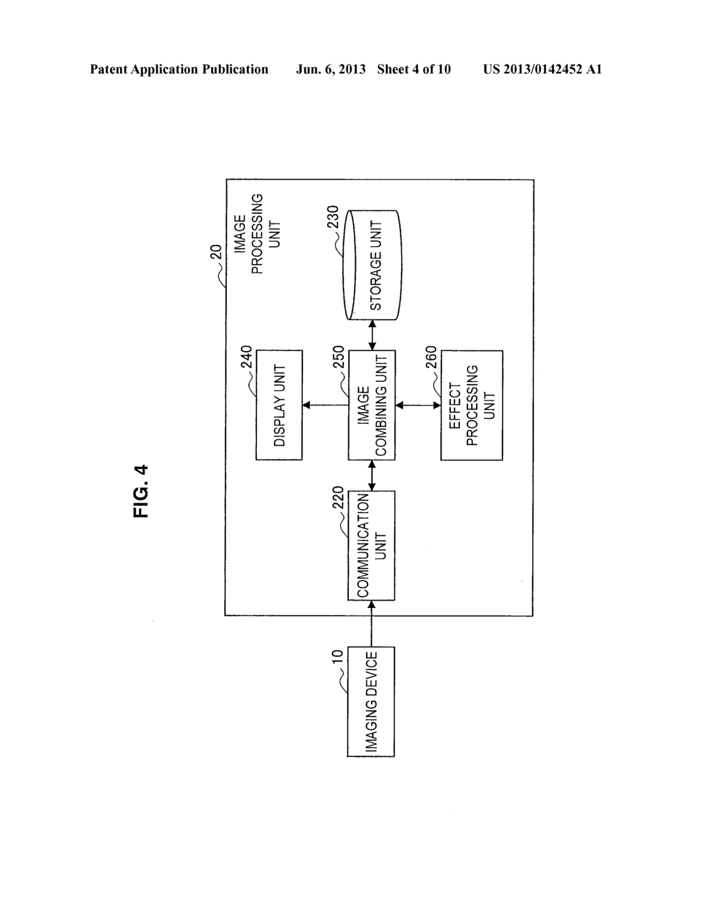 IMAGE PROCESSING DEVICE AND IMAGE PROCESSING METHOD - diagram, schematic, and image 05