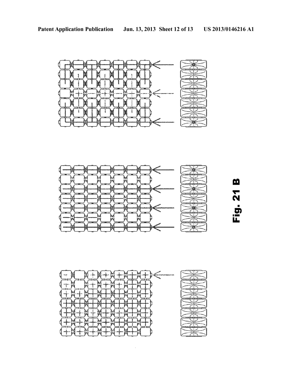 Cell Matrix System And Method For Manufacturing Same - diagram, schematic, and image 13