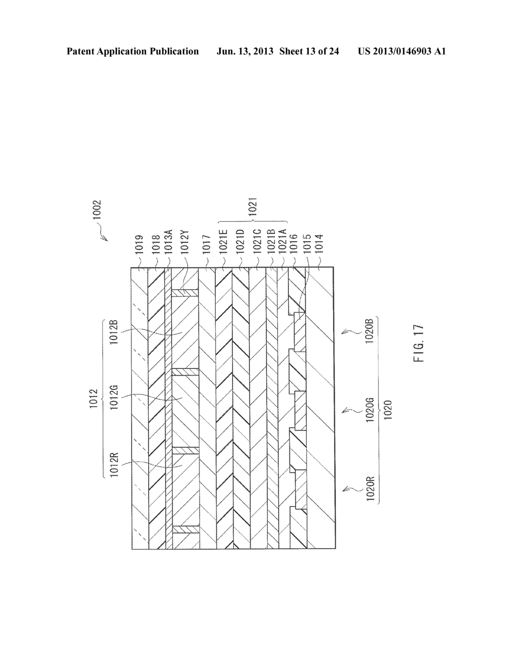 DISPLAY UNIT AND METHOD OF MANUFACTURING THE SAME, ELECTRONIC APPARATUS,     ILLUMINATION UNIT, AND LIGHT-EMITTING DEVICE AND METHOD OF MANUFACTURING     THE SAME - diagram, schematic, and image 14