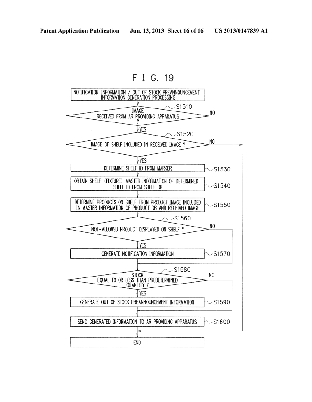 AUGMENTED REALITY PROVIDING SYSTEM, INFORMATION PROCESSING TERMINAL,     INFORMATION PROCESSING APPARATUS, AUGMENTED REALITY PROVIDING METHOD,     INFORMATION PROCESSING METHOD, AND PROGRAM - diagram, schematic, and image 17