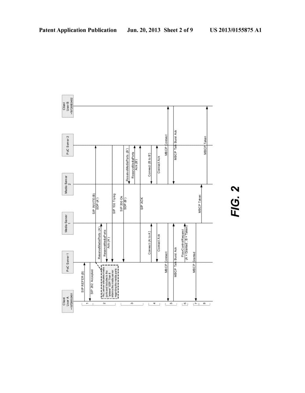 push to talk over cellular poc diagram schematic and image 03 rh patentsencyclopedia com Circuit Symbols Circuit Board