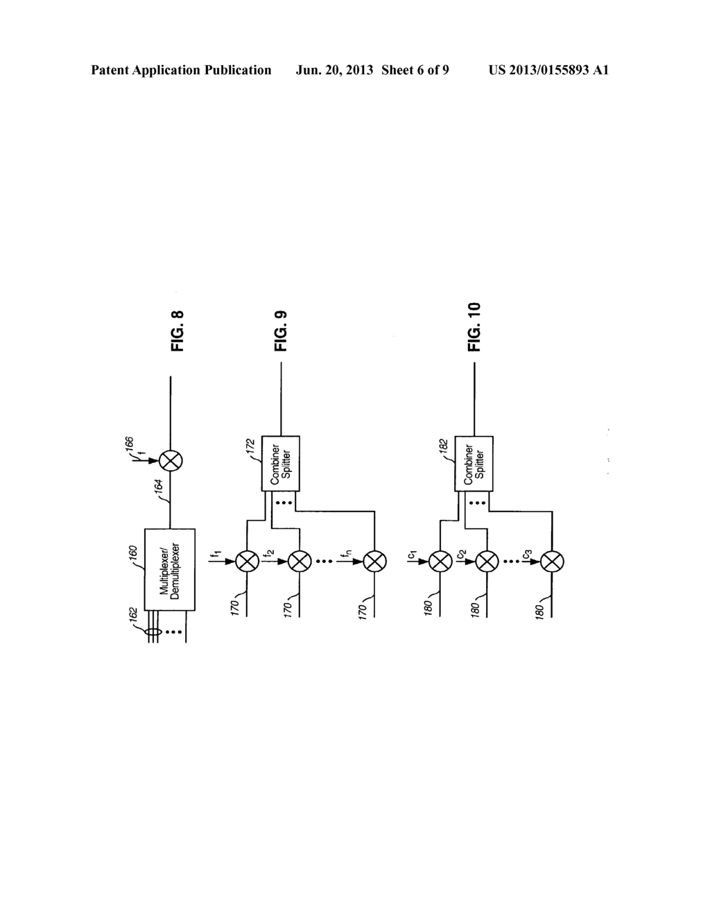 Multiple Channel System For A Twisted Pair Telephone Wire Local Loop Wiring Schematic Diagram And Image 07