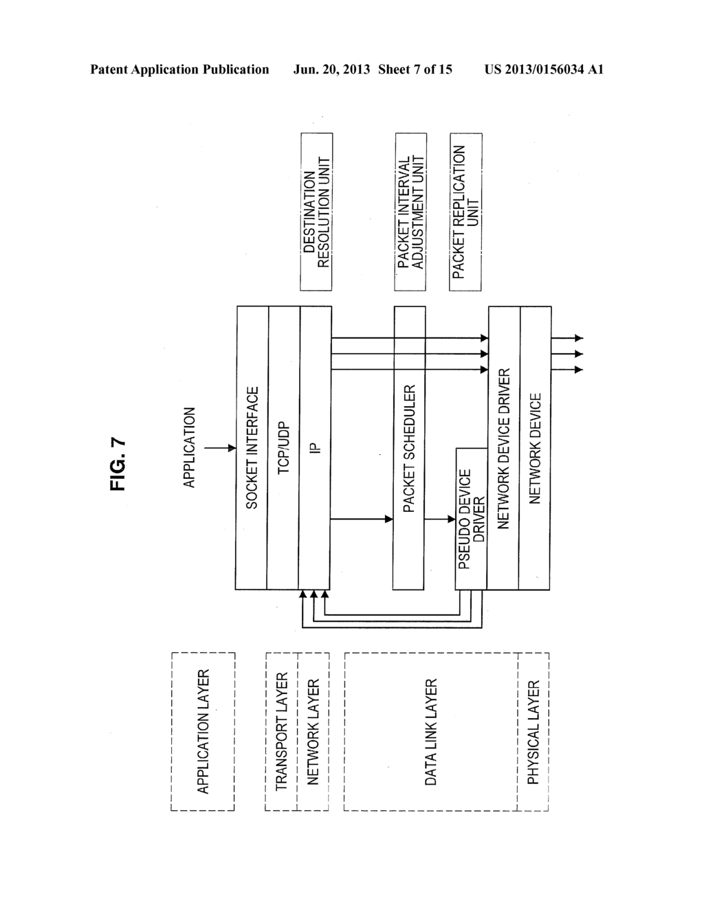 PACKET TRANSMISSION CONTROL DEVICE, PACKET TRANSMISSION CONTROL METHOD,     AND PROGRAM - diagram, schematic, and image 08