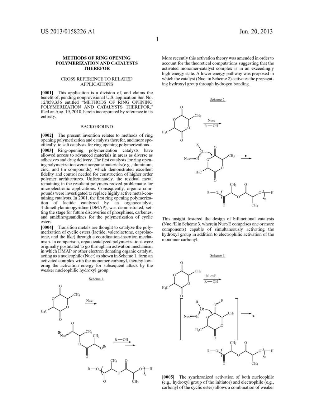 METHODS OF RING OPENING POLYMERIZATION AND CATALYSTS THEREFOR - diagram, schematic, and image 08
