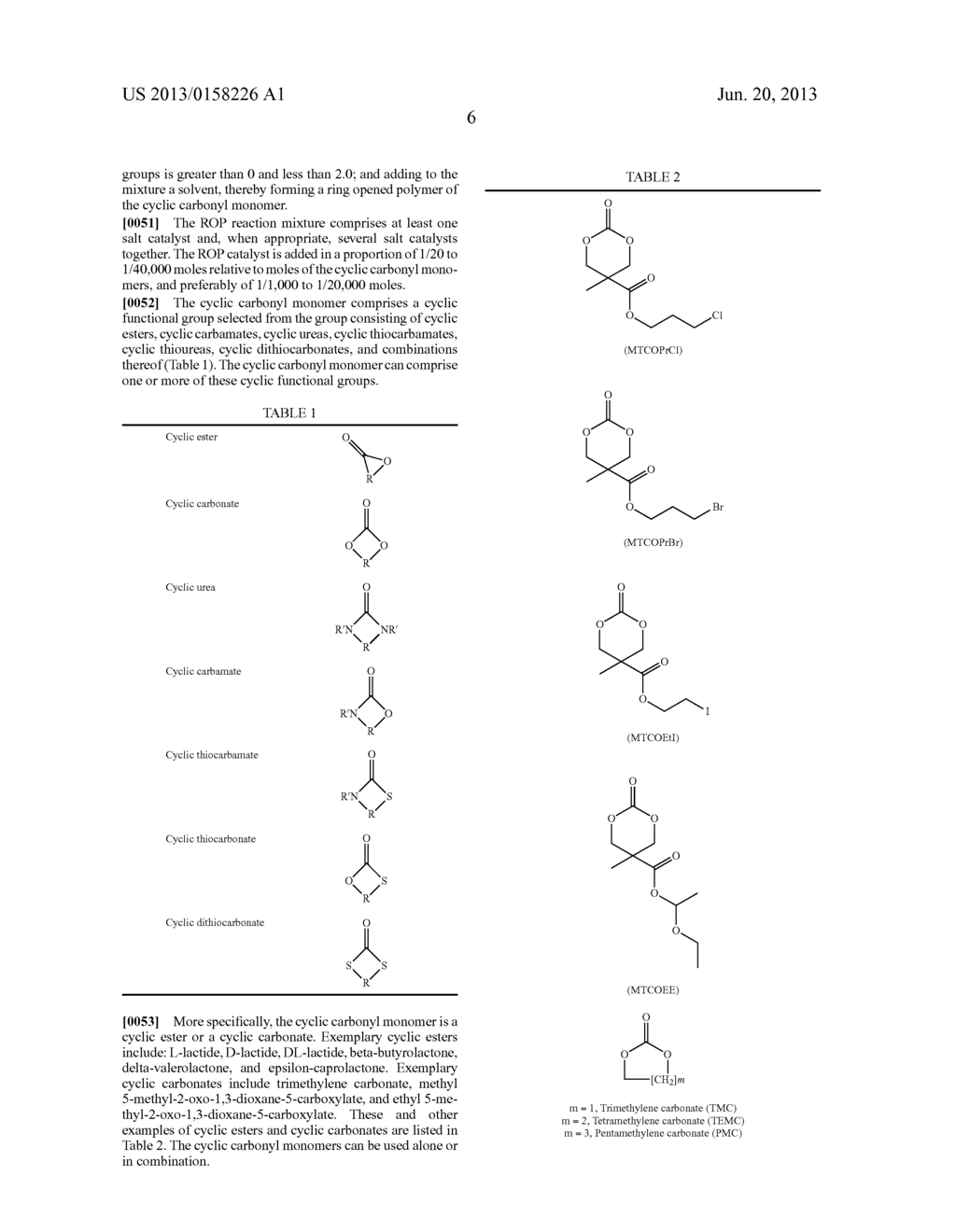 METHODS OF RING OPENING POLYMERIZATION AND CATALYSTS THEREFOR - diagram, schematic, and image 13