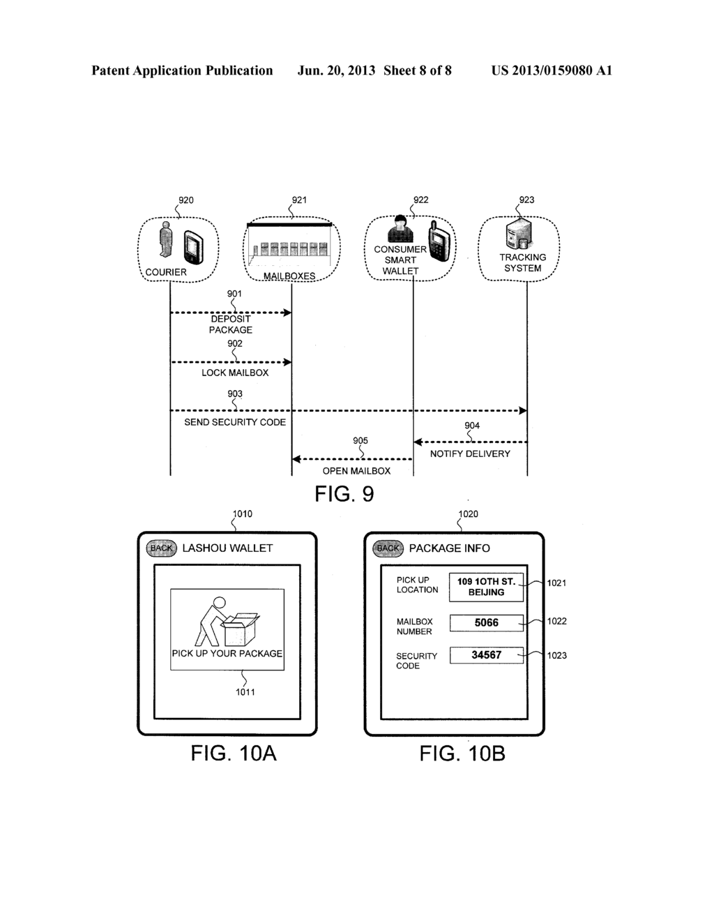 System and Method for Mobile Device-Based Smart Wallet - diagram, schematic, and image 09