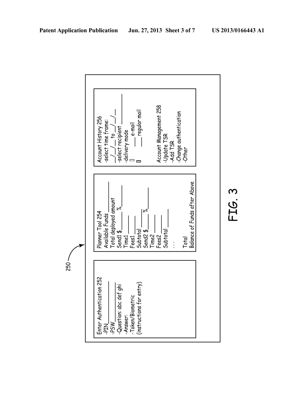 METHOD AND APPARATUS FOR DISTRIBUTION OF MONEY TRANSFERS - diagram, schematic, and image 04