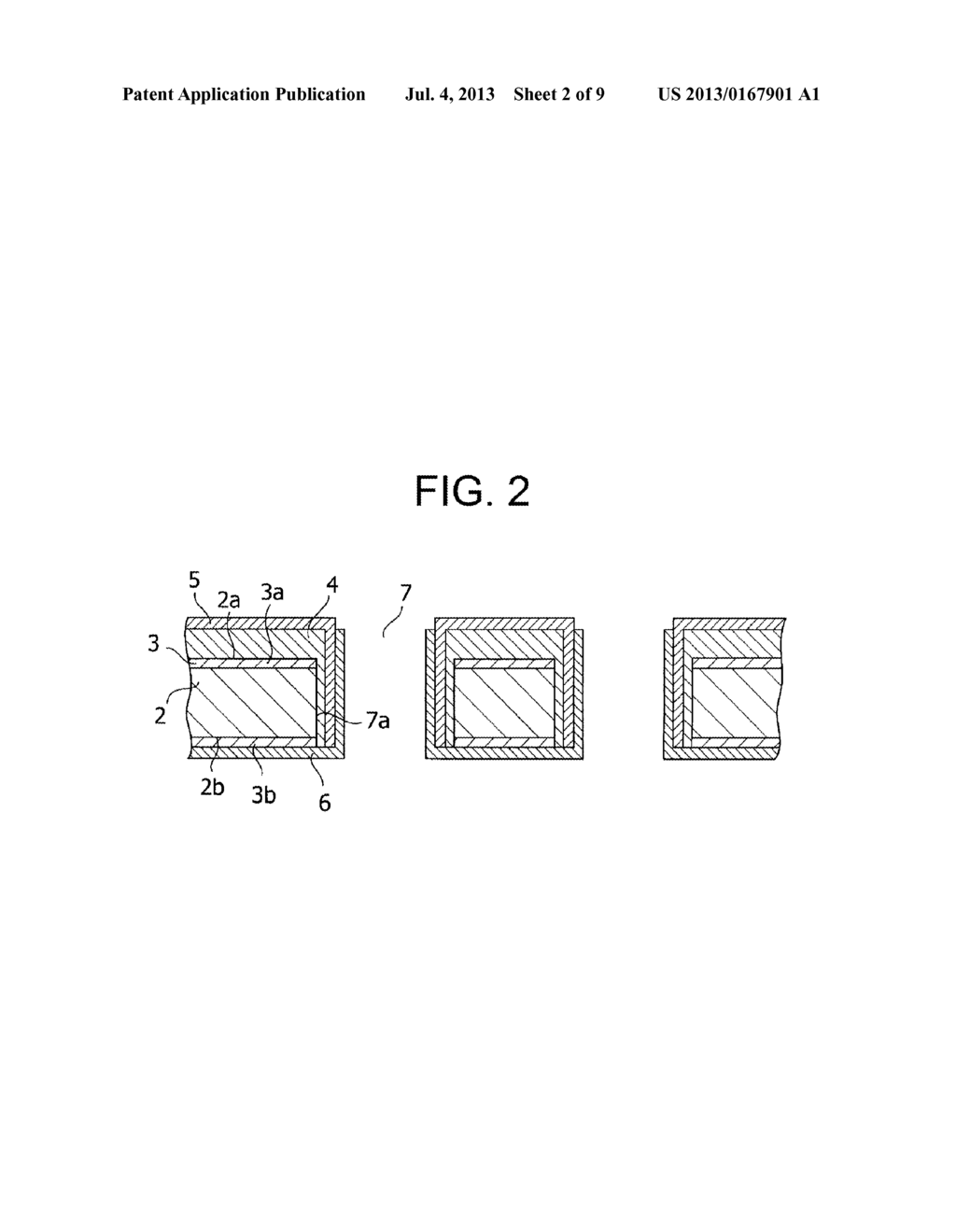 THIN-FILM PHOTOVOLTAIC CELL, AND METHOD FOR PRODUCING SAME - diagram, schematic, and image 03