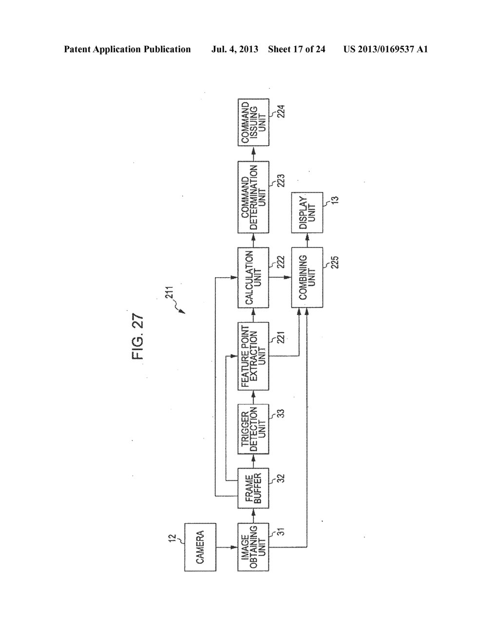 IMAGE PROCESSING APPARATUS AND METHOD, AND PROGRAM THEREFOR - diagram, schematic, and image 18