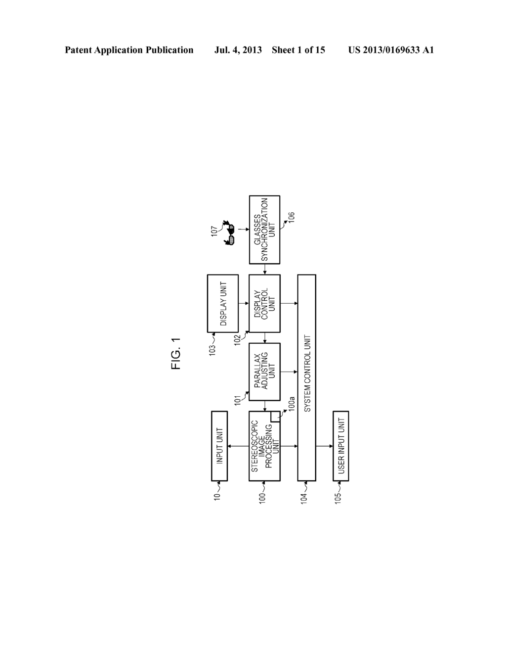 STEREOSCOPIC IMAGE GENERATION DEVICE, STEREOSCOPIC IMAGE DISPLAY DEVICE,     STEREOSCOPIC IMAGE ADJUSTMENT METHOD, PROGRAM FOR CAUSING COMPUTER TO     EXECUTE STEREOSCOPIC IMAGE ADJUSTMENT METHOD, AND  RECORDING MEDIUM ON     WHICH THE PROGRAM IS RECORDED - diagram, schematic, and image 02